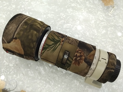 70-200mm F4 IS USM含炮衣
