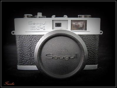 【海鸥】旁轴照相机KJ-1/38mm 1:2.8