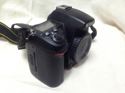 尼康 D700013年国行机器 箱说全+4个全焦段镜头