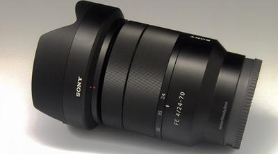 蔡司Vario-Tessar T* FE 24-70mm f/4 ZA OSS、