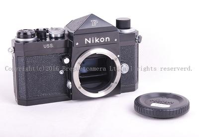 【收藏品】Nikon/尼康  F USS U.S.NAVY 黑色机身 #jp17230