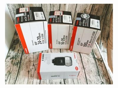 佳能 EF 16-35mm f/2.8L II USM 自用成色好