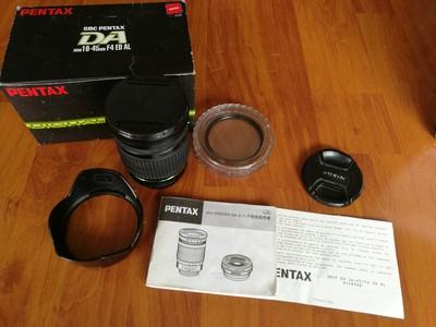 宾得 DA 16-45mm f/4 ED