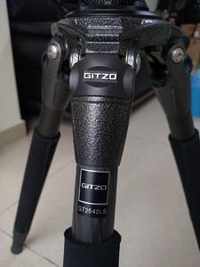 捷信三脚架GT2542LS无中轴加+GH2780QR云台
