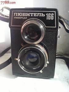 前苏联留比特双反相机