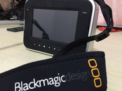 BMD BMPC 4k佳能口专业摄像机带铁头整套附件