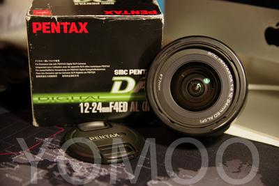 宾得 DA 12-24mm f/4.0 ED AL IF