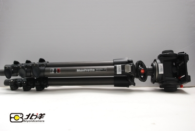 曼富图055CXPRO4三脚架带501HDV液压云台(BG04280015/16)