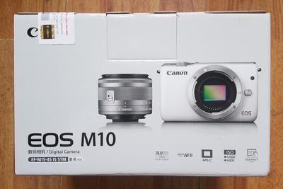 佳能 EOS M10 赠品(摄影包清洁套装液晶屏金刚膜镜头uv镜等)