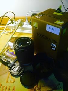 尼康 AF-S DX Nikkor 55-200mm f/4-5.6G ED VR II