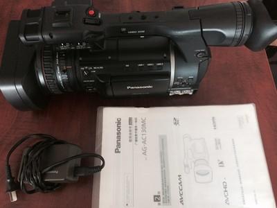 松下130摄像机