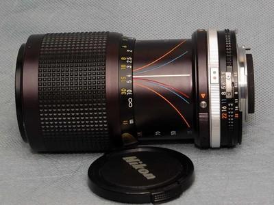 全金属经典变焦小炮 Nikon (Zoom-NIKKOR) 35-105mm F 1:3.5-4.5