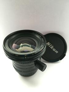 尼康28mm移轴镜头