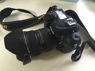 出售D7100相机和镜头