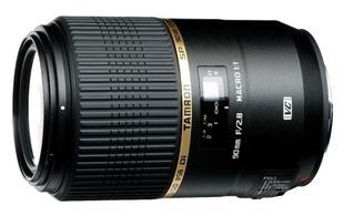 99新腾龙90mm/F2.8微距VC送UV镜+永诺YN14M环闪