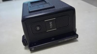 BRONICA 勃朗尼卡 ETR 135W 宽幅胶片后背 (已出)