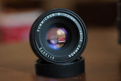 Leica Summicron-R 50 mm f/ 2.0 E55 ,R90 2.8 E55,R60 2.8