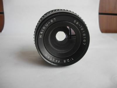 很新海鸥35mmf2.8镜头,MD卡口,可转接各种数码相机