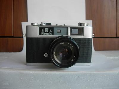 很新凤凰205金属制造旁轴相机,收藏使用