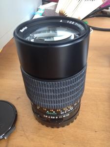 Mamiya 645 pro TL A150mm 人像镜头