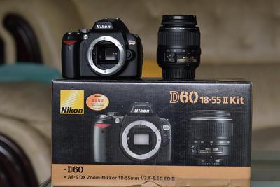 尼康D60+18-55 ed; 尼康D200;松下G6