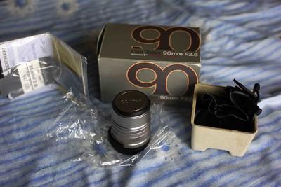 康泰司G90/2.8镜头