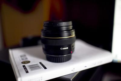 佳能 EF 50mm f/1.4 USM(已出)