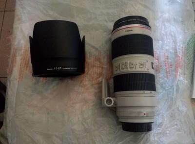 佳能 EF 70-200mm f/2.8L II USM转让有缘人