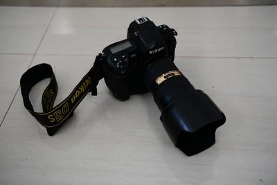 自用尼康 D3S机身镜头全部处理