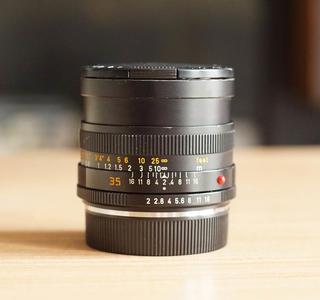 Leica Summicron-R 35 mm f/ 2 (II)