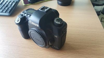 自用99成新 佳能 5D Mark II