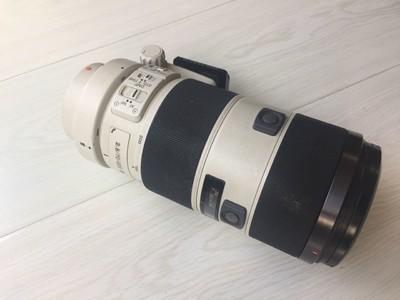 索尼 70-200mm f/2.8 G SSM II(SAL70200G2)