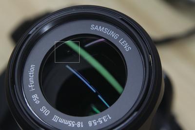 三星NX20 18-55MM 数码微单 2030万像素1080P视频 翻转液晶屏
