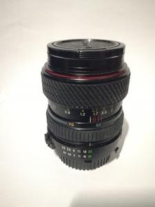 腾龙28-70mm f3.5-4.5手动镜头MD口