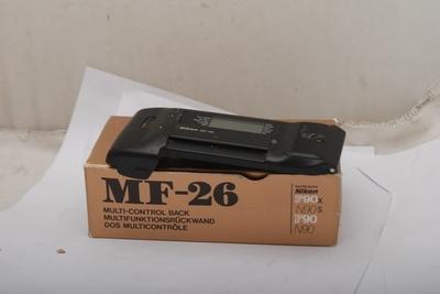 90新NIKON MF-26 日期背带包装(欢迎议价,支持交换)