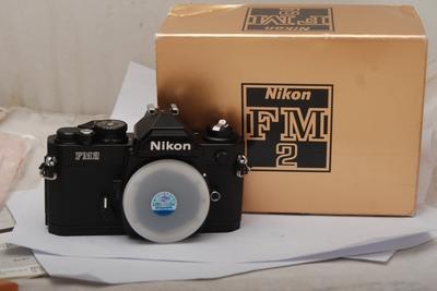 98新NIKON FM2 单机带包装(欢迎议价,支持交换)