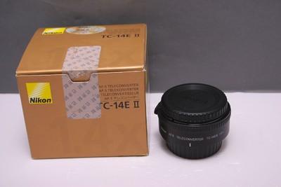 尼康TC-14EII 尼康 TC-14EII 尼康TC -14E II 尼康 1.4X 增距镜