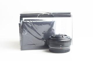 95新 富士 XF 27mm f/2.8
