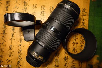 尼康 AF-S 尼克尔 尼康70-200mm f/4G ED VR