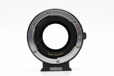metabones Speed Booster ULTRA佳能EF转索尼E卡口自动对焦转接环