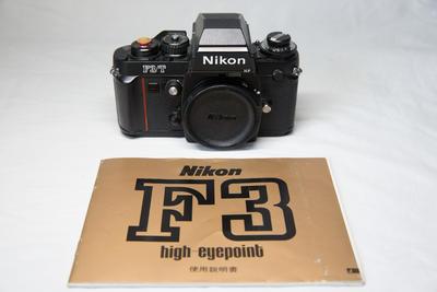 成色极好Nikon F3/T