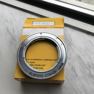 ELEPHOTO C/Y-EOS 徕卡R镜转佳能环