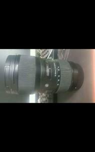 适马 18-35mm f/1.8 DC HSM(A EF口  BMCC神器  F1.8变焦黑科技
