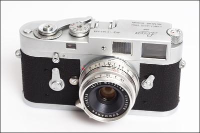 徕卡Leica M2 KS15-4 + M 35/2.8 小八枚 好成色