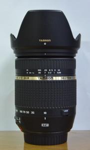 腾龙 AF 18-270mm f/3.5-6.3 Di II VC (B003)佳能卡口