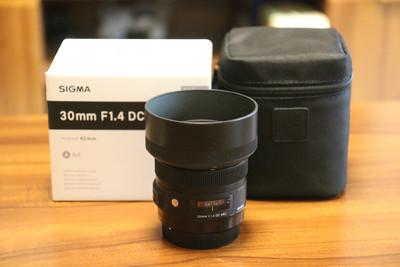 适马 30mm f/1.4 二代 DC HSM(A)港版 佳能口