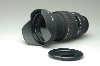 适马 24-70mm f/2.8 EX DG MACRO(尼康卡口)