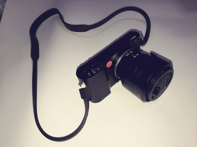 Leica/徕卡T 莱卡 T 18-56套机 Typ701 ,原装电池;B+W  UV镜;
