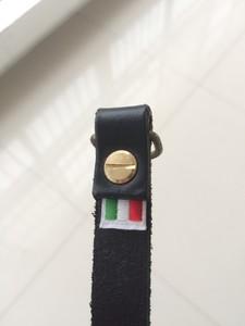 意大利产figosa classic纯牛皮肩带 适用徕卡富士索尼等