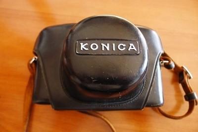 柯尼卡Konica auto S2经典旁轴相机